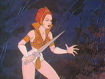 7 Cartoon Heroines I Watched That Lucy Can Look Up To (3/3)