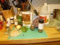 Past Godjabunda & Braised Red Cabbage ingredients