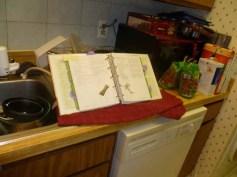 Cookbook Set Up