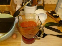 Blended Whole Tomatoes