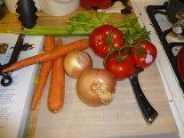 Veggies For Chopping
