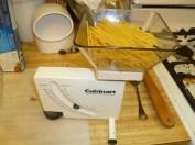 Weighing Pasta