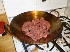 Beef In Wok