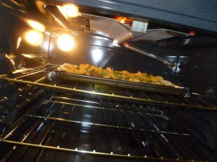 Nachos Broiling