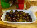 Olives Plated