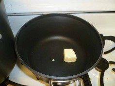Butter In The Pan