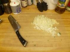 Onions Chopped