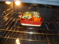 Peppers In The Oven