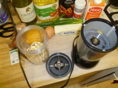 Almonds In The Magic Bullet