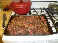 Korean BBQ Ready For Oven
