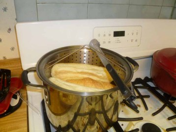 Steaming The Buns