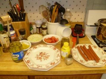 Hot Dog Spread