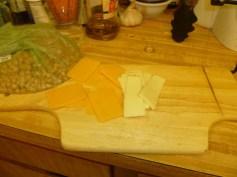 Cheddar & Muenster Cut