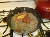Garlic Powder, Brown Sugar & Mustard In the Pan