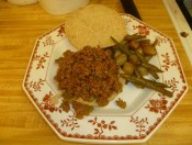 Sloppy Joes Plated