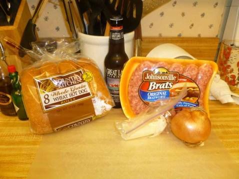 Brat Ingredients