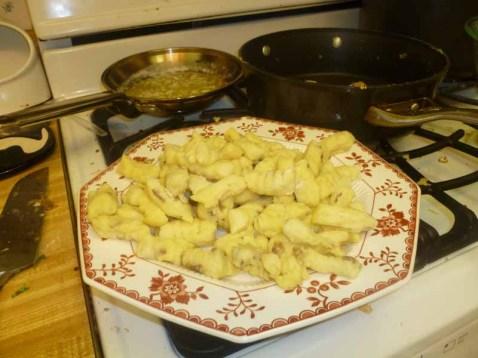 Pre-Cooked Gnocchi