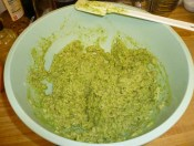 Green Goddess Rice All Mixed Up