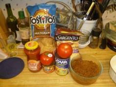 Taco Casserole Ingredients
