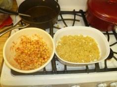 Bean Mix, Chip Crust