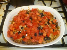 Tomatoes On Top