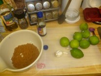 Dipping Sauce Ingredients