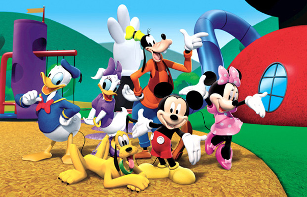 Pop Poppa Recommended Watching: Mickey Mouse Clubhouse