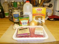 Bow Ties With Sausage & Bow Ties Ingredients