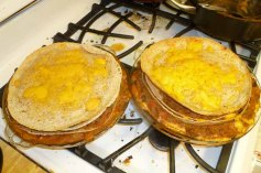 Baked Burrito Pie