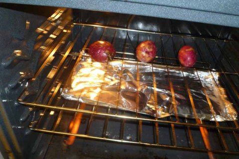 Potatoes In The Oven