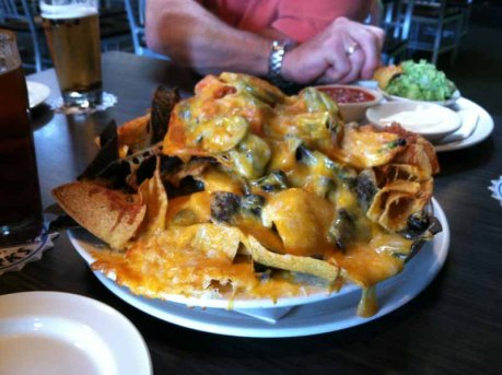 Salem Beer Works Nachos