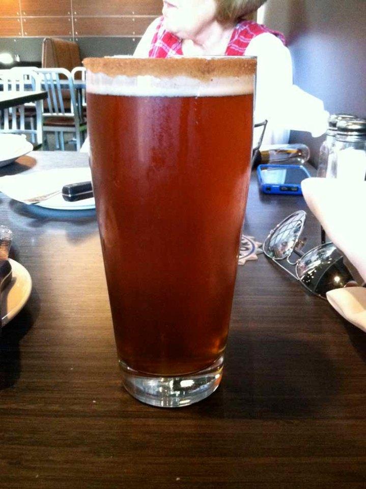 Beer Works Pumpkin Works Ale