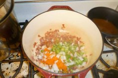 Veggies In The Pot