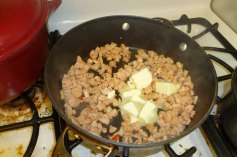 Cooking Sausage In Butter