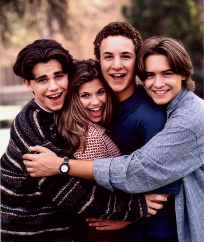 I'm Pretty Excited For The Boy Meets World Spinoff