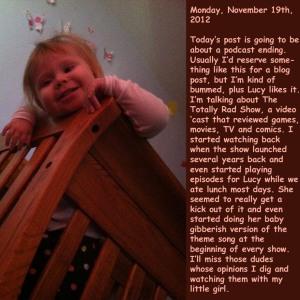 Monday, November 19th, 2012