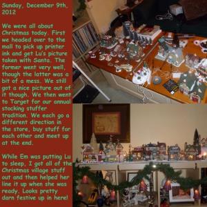 Sunday, December 9th, 2012