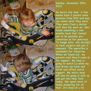 Sunday, November 25th, 2012