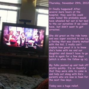 Thursday, November 29th, 2012