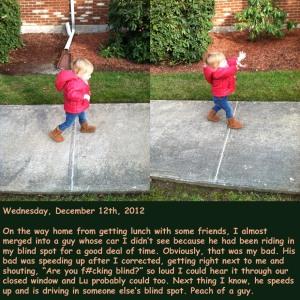 Wednesday, December 12th, 2012
