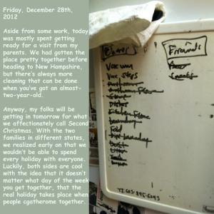 Friday, December 28th, 2012