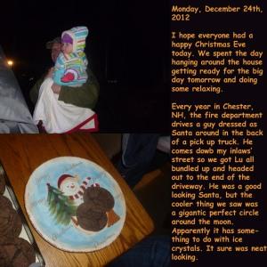 Monday, December 24th, 2012