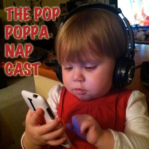 pop poppa nap cast logo