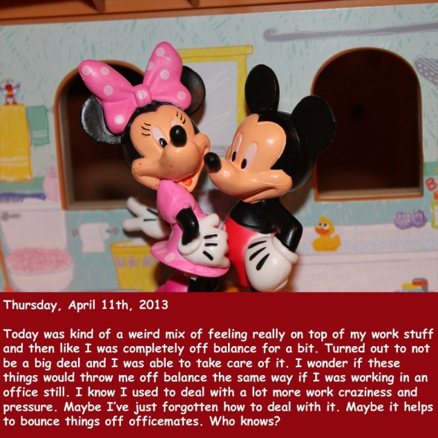 Thursday, April 11th, 2013