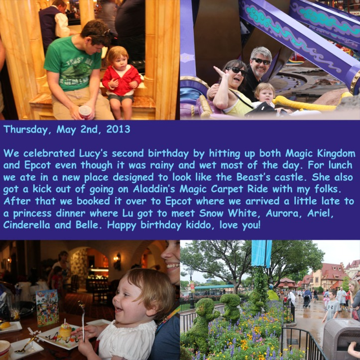 Thursday, May 2nd, 2013