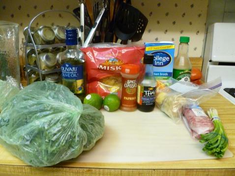 Cooking Nigella Lawson's Vietnamese Pork Noodle Soup – Pop Poppa