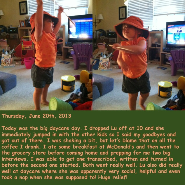 Thursday, June 20th, 2013