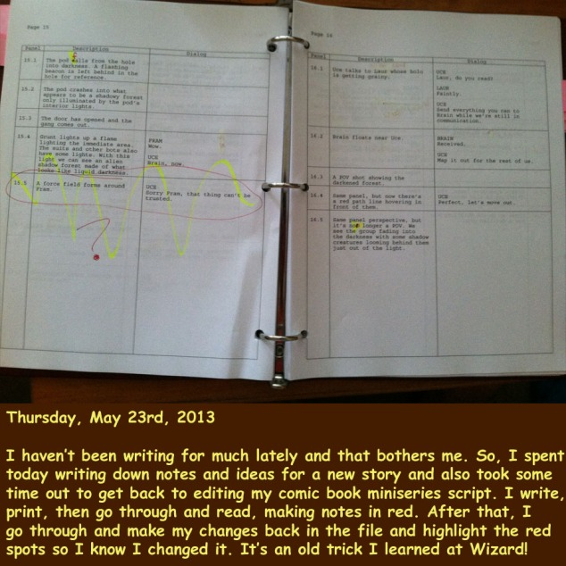 Thursday, May 23rd, 2013