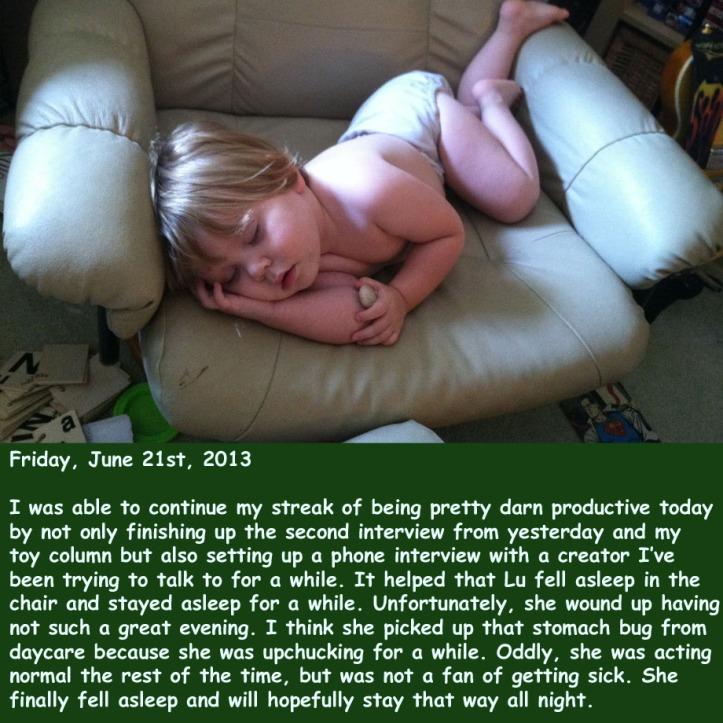Friday, June 21st, 2013