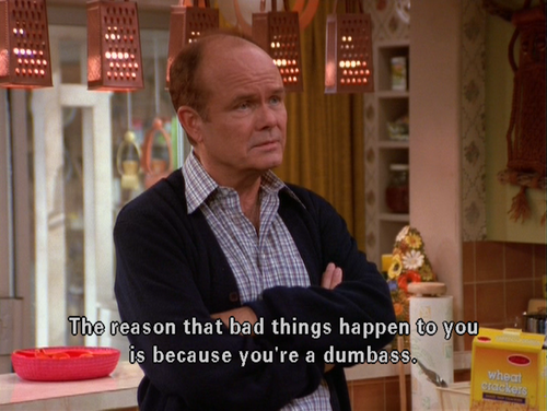 red forman that 70s show
